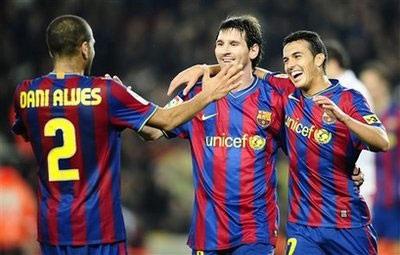 Đội hình tiêu biểu vòng 18 La Liga - 1