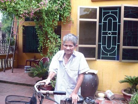"""Cụ già """"U80"""" đạp xe xuyên Việt - 1"""