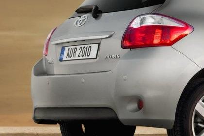 Vén màn Toyota Auris phiên bản 2010 - 5