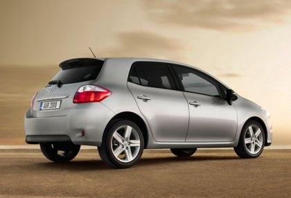 Vén màn Toyota Auris phiên bản 2010 - 4