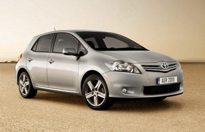 Vén màn Toyota Auris phiên bản 2010 - 3