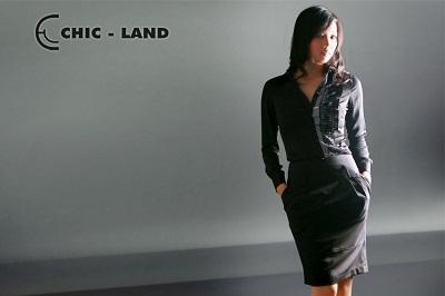 Chic-Land và những thiết kế ấn tượng của năm - 1