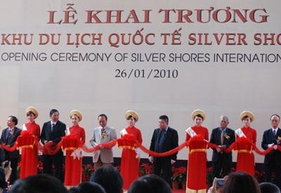 Khai trương Khu du lịch có Casino lớn nhất Việt Nam - 1
