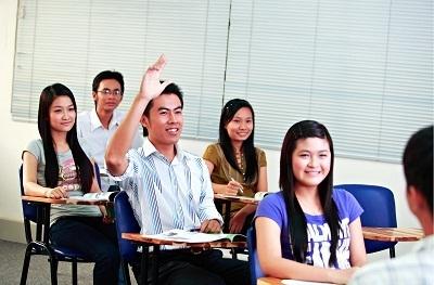 Học Demo tại British University Vietnam  - 1