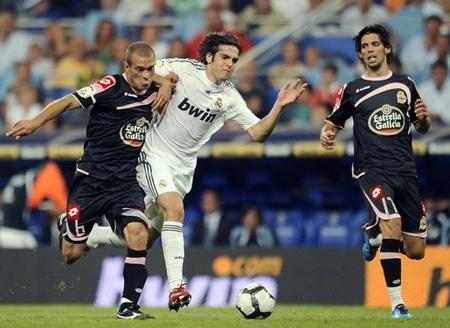 Deportivo - Real Madrid: Khúc cua chí mạng - 2