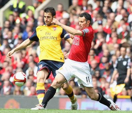 Arsenal - MU: Cuộc chiến của những thủ lĩnh - 1