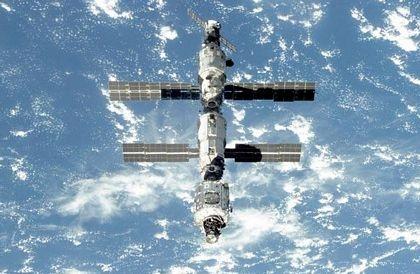 Rỏ rỉ amoniac nghiêm trọng bên ngoài trạm vũ trụ