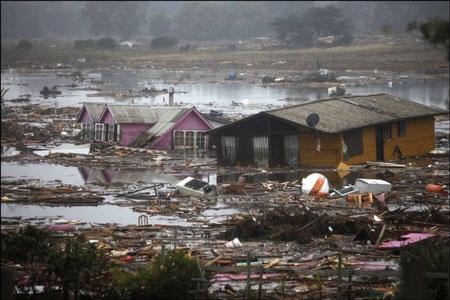 Chile - ngày thứ hai sau trận động đất kinh hoàng - 7