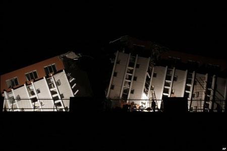Chile - ngày thứ hai sau trận động đất kinh hoàng - 16