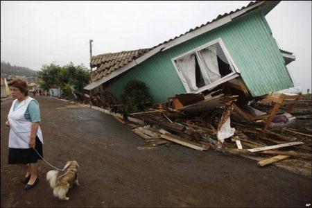 Chile - ngày thứ hai sau trận động đất kinh hoàng - 8