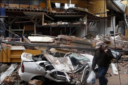 Chile - ngày thứ hai sau trận động đất kinh hoàng - 9