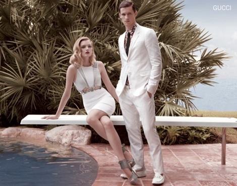 Lily Donaldson: Quá đẹp trong ảnh quảng cáo mới - 12
