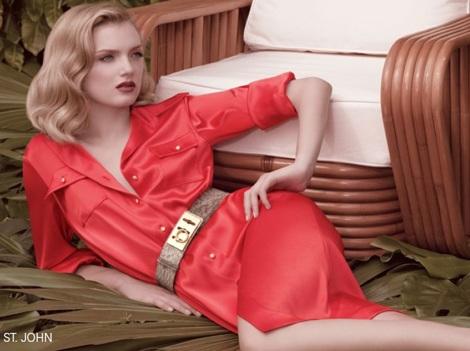 Lily Donaldson: Quá đẹp trong ảnh quảng cáo mới - 15