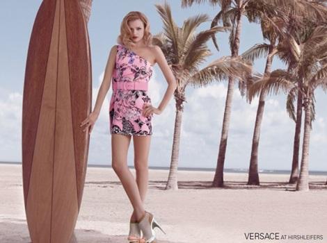 Lily Donaldson: Quá đẹp trong ảnh quảng cáo mới - 16