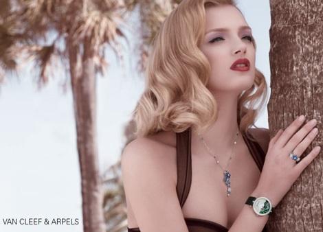 Lily Donaldson: Quá đẹp trong ảnh quảng cáo mới - 18