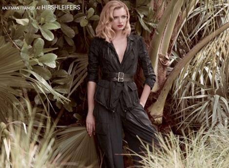 Lily Donaldson: Quá đẹp trong ảnh quảng cáo mới - 19