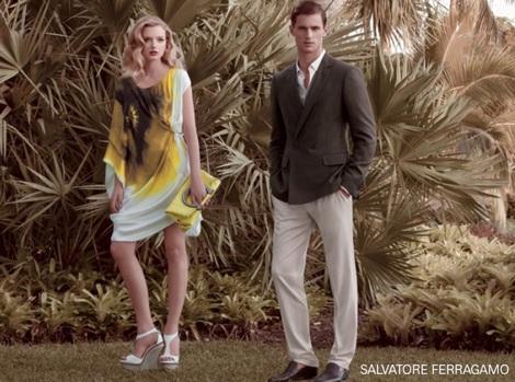 Lily Donaldson: Quá đẹp trong ảnh quảng cáo mới - 20