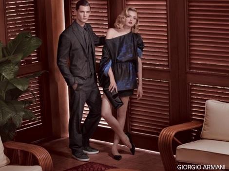 Lily Donaldson: Quá đẹp trong ảnh quảng cáo mới - 21