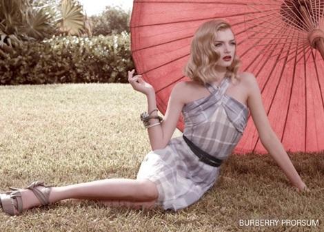 Lily Donaldson: Quá đẹp trong ảnh quảng cáo mới - 23