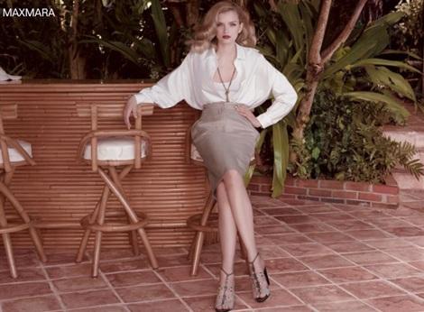 Lily Donaldson: Quá đẹp trong ảnh quảng cáo mới - 25