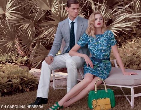 Lily Donaldson: Quá đẹp trong ảnh quảng cáo mới - 26
