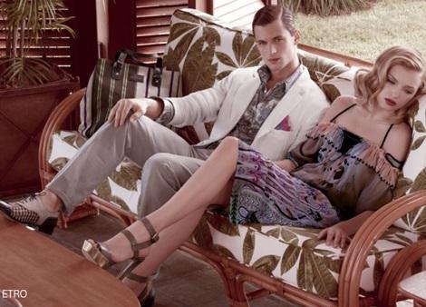 Lily Donaldson: Quá đẹp trong ảnh quảng cáo mới - 29