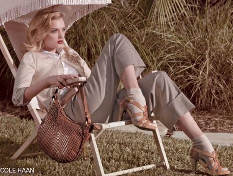 Lily Donaldson: Quá đẹp trong ảnh quảng cáo mới - 30
