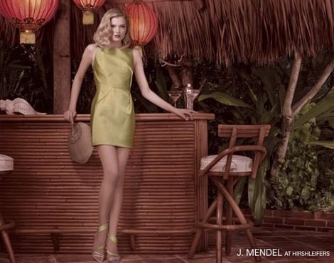 Lily Donaldson: Quá đẹp trong ảnh quảng cáo mới - 1