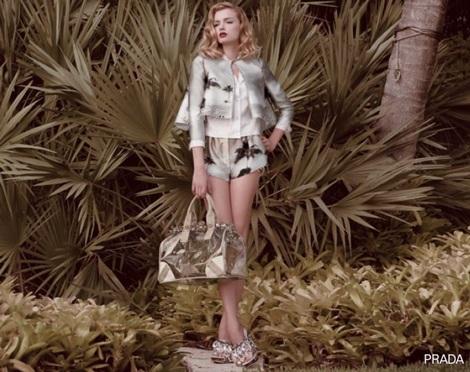 Lily Donaldson: Quá đẹp trong ảnh quảng cáo mới - 4