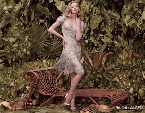 Lily Donaldson: Quá đẹp trong ảnh quảng cáo mới - 5