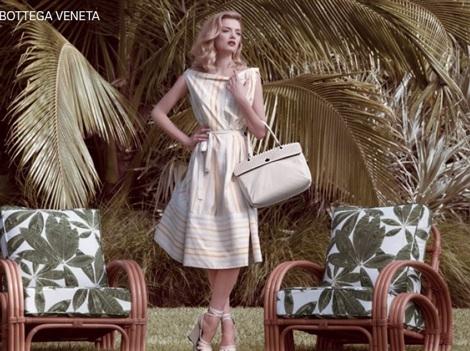 Lily Donaldson: Quá đẹp trong ảnh quảng cáo mới - 7