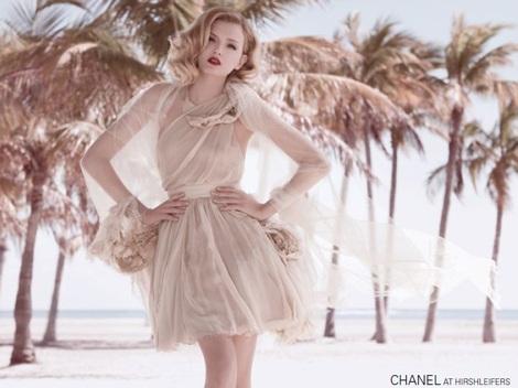 Lily Donaldson: Quá đẹp trong ảnh quảng cáo mới - 8