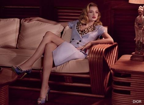 Lily Donaldson: Quá đẹp trong ảnh quảng cáo mới - 10