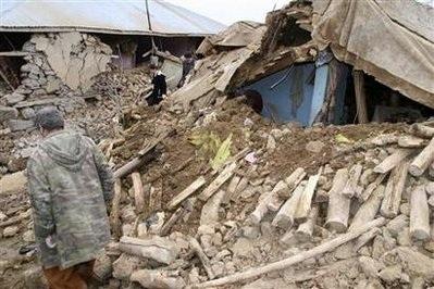 Động đất mạnh rung chuyển Thổ Nhĩ Kỳ, 57 người chết - 2