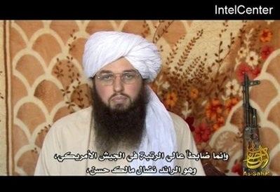 Phát ngôn viên người Mỹ của al-Qaeda bị bắt - 1