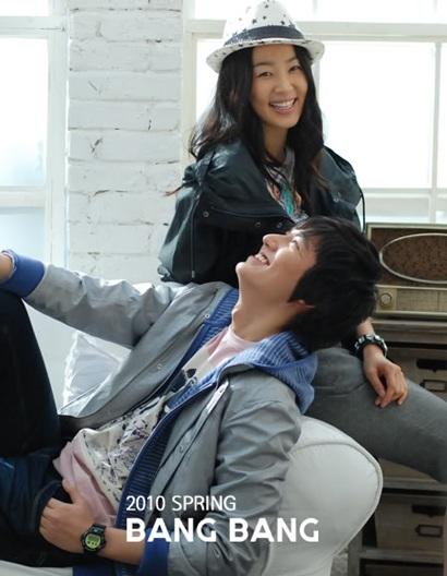 Han Ji Hye rực rỡ với thời trang Bang Bang - 7