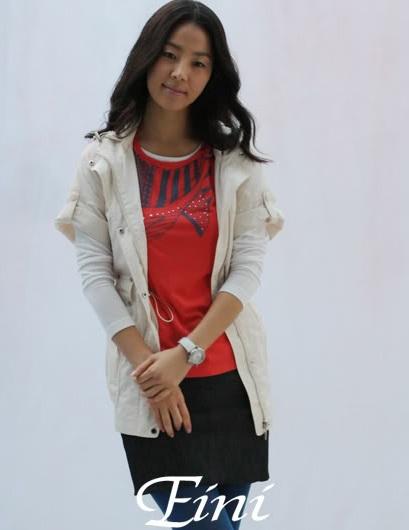 Han Ji Hye rực rỡ với thời trang Bang Bang - 2