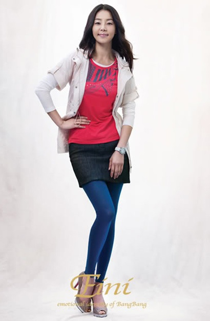 Han Ji Hye rực rỡ với thời trang Bang Bang - 4