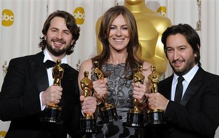 Vợ cũ của James Cameron làm nên lịch sử tại Oscar 2010 - 1