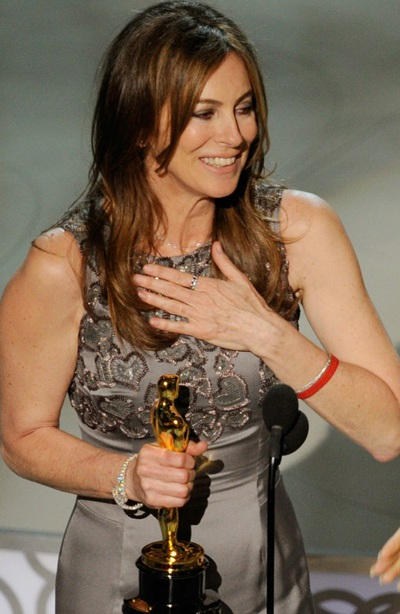 Vợ cũ của James Cameron làm nên lịch sử tại Oscar 2010 - 2