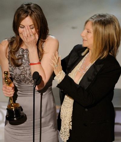 Vợ cũ của James Cameron làm nên lịch sử tại Oscar 2010 - 3