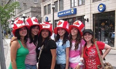Du học hè vàng Canada 3 tuần năm 2010 với VPC - Viên Ngọc Việt - 1