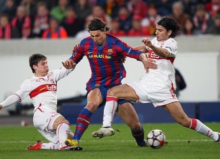 Barcelona - Stuttgart: Thách thức nhà vô địch - 3