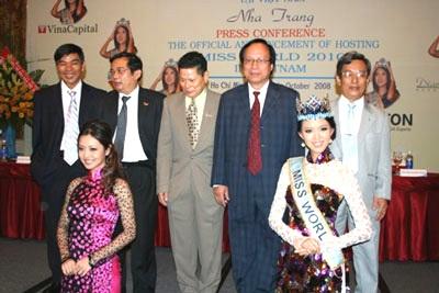 Việt Nam sẽ không tổ chức Hoa hậu thế giới 2010  - 1