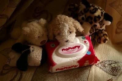 Chọn khăn ướt an toàn cho trẻ nhỏ - 1