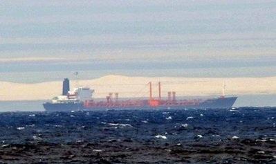 """Tàu Triều Tiên được thả với """"giá chuộc"""" 3,5 triệu USD - 1"""