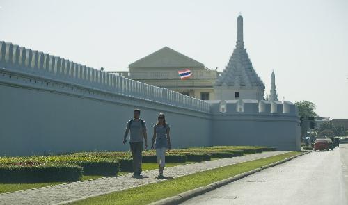 """Biểu tình của """"áo đỏ"""" - cái nhìn của người Bangkok - 3"""