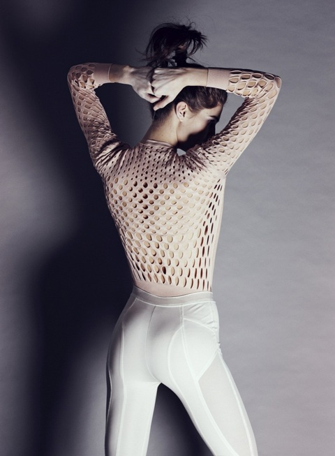 """Kendra Spears - Gương mặt đang """"hot"""" của làng thời trang - 7"""