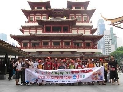 Hội thảo du học hè Singapore 2010 - 2