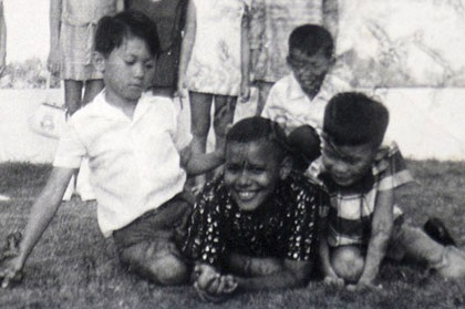 Tìm thấy ảnh thời thơ ấu của Obama ở Indonesia - 2